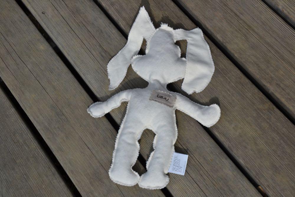 Kuschelhund LEXI BIO