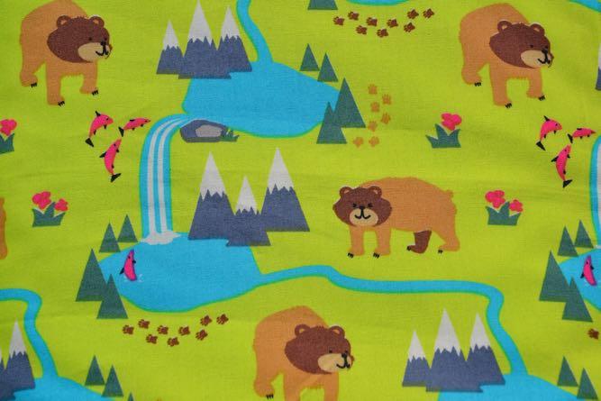 Schlafkissenbezug Bear
