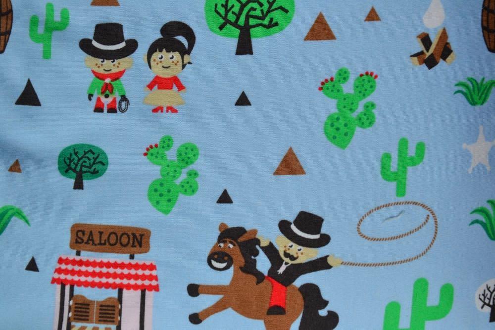 Stillkissenbezug Wild West