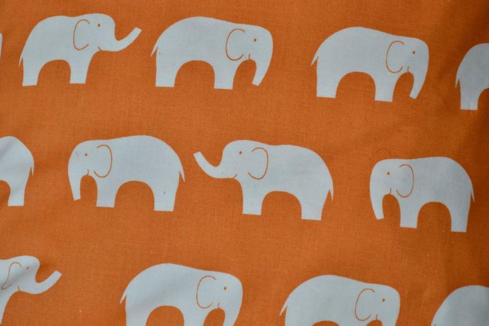 Stillkissenbezug Elephant